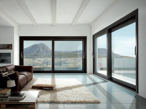 Infissi alluminio legno infissi alluminio legno - Vetri a specchio per finestre ...